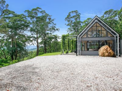Photo for The Lair, Kangaroo Valley. Luxurious retreat with stunning Valley views