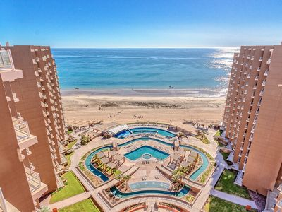 Photo for Panoramic Ocean Views! Modern Decor, Top Floor, 3 Bed 3 Bath Las Palomas Phase 2