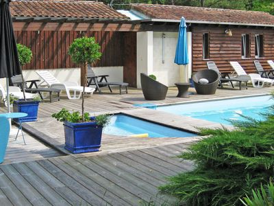 Photo for Vacation home Le Petit Then (VDP100) in St.Vincent de Paul - 8 persons, 4 bedrooms