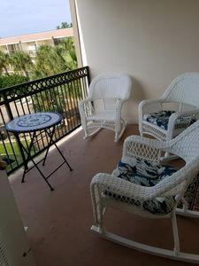 Photo for NEW LISTING Beach Inspired Condo affordable rates  Smoke Free and Pet friendly