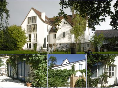Photo for Stylish artist farmhouse with 2 separate residential units near Tübingen