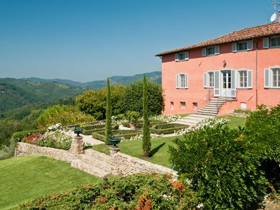 Photo for Villa in Lucca with 7 bedrooms sleeps 13