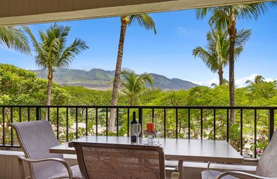 Photo for MRR Presents Kaanapali Ali'i 445 - Expansive 2BR Corner Remodel w/ Gorgeous West Mountain Views