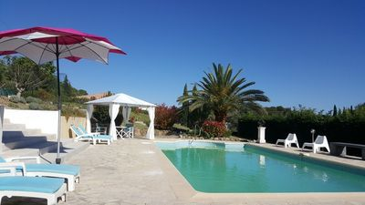 Photo for * Pure holiday * Villa with separate studio up to 14 people, sunny location, close to the city