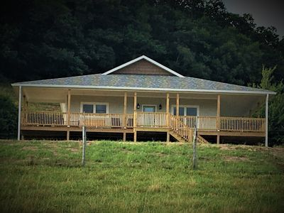 Photo for New Construction! Porch n' Pasture Farm by Buffalo Mountain Getaway