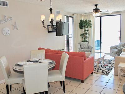 Photo for DIRECT GULF FRONT UNIT, BREATHTAKING VIEWS, LUXURY DECOR, GREAT AMENITIES