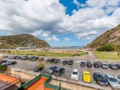 Photo for Beachfront 20km from San Sebastian. Terrace and Free Parking