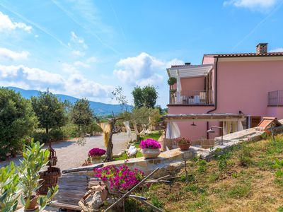 Photo for In a typical Elba's country house, nice and cozy apartment in the countryside