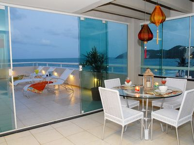 Photo for Apartment Sea Front privileged position