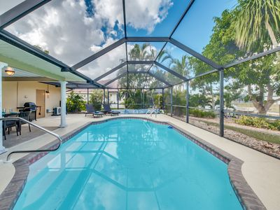 Photo for Roelens Vacations - Villa Sabrina - Cape Coral