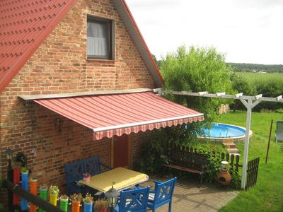 Photo for Holiday house with terrace and pool