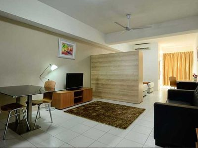 Photo for One-Stop - Deluxe 1BR Apartment in KL