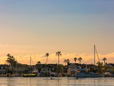 Photo for Balboa Beach Home, Walk to Water, Dining, Ferry + More