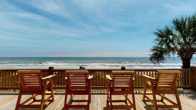 Photo for Brand NEW Spectacular Beachfront Beauty DRAGONFLY! 5BR incl.upstairs Loft, 4BTH