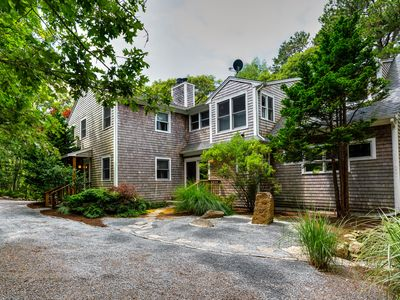 Photo for Updated Martha's Vineyard home w/jet tub, fireplace- close to ferry terminal!