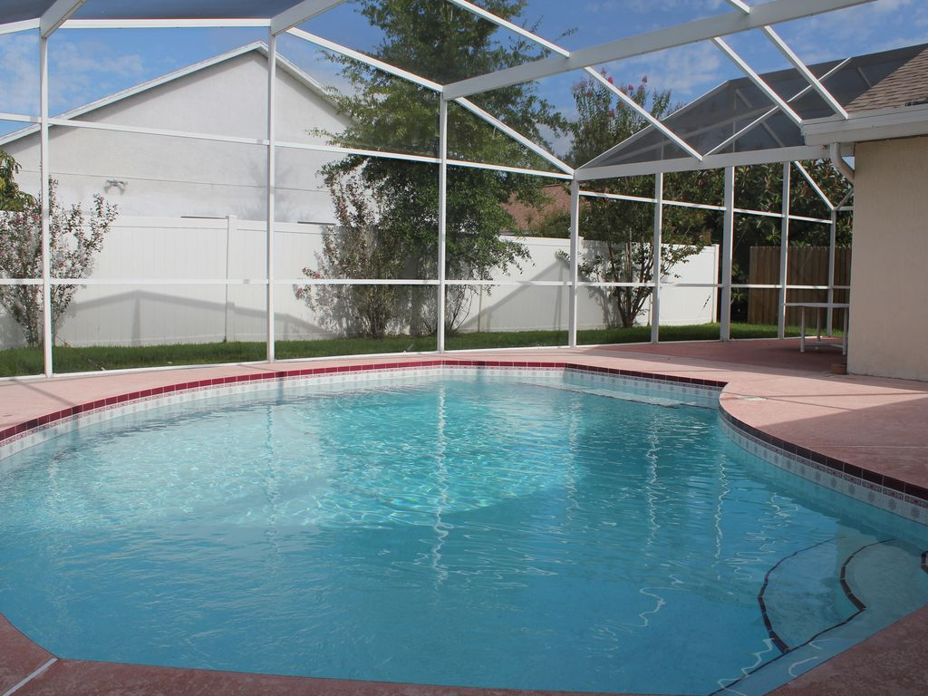 Excellent Vacation Home With Private Pool  Free Wi Fi  Wii And X Box 360  Buena Ventura Lakes