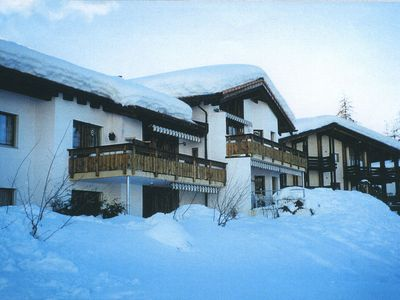 Photo for Comfortable apartment in Laax