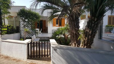 Photo for 4 Minutes Walking from Torre dell'Orso Beach - Villa Blue Area 84bis