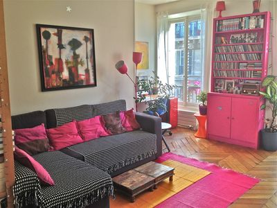 Photo for Perfect for Family flat in Montmartre!