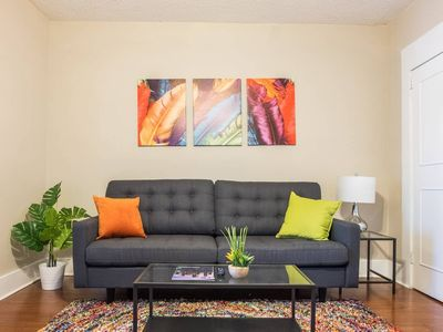 Photo for Hyde Park Haven | Central @ SoHo + Univ of TPA 1BR