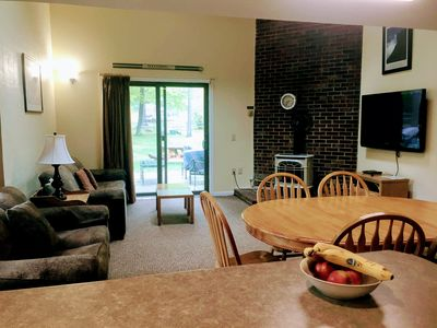 Photo for Great Attitash 2BR Condo - Walk to Slopes and Pools