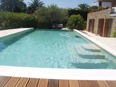 Photo for Apartment ground floor 4 persons Les Issambres 200 m sea