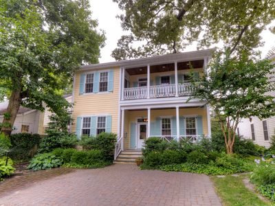 Photo for Newly built home in downtown Rehoboth and walk to the beach, restaurants, shops