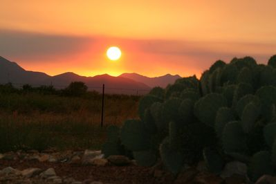 The SE Arizona's sunsets and sunrises will take your breath away every time!!!!!
