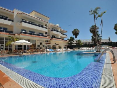Photo for 3 bedroom Apartment, sleeps 6 in Playa de las Américas with Pool and WiFi
