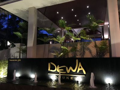 Dewa Phuket Resort, Nai Yang Beach.