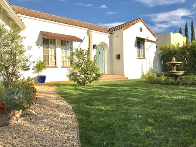 Photo for Luxurious Spanish House, 4 KING beds, Close To All, Perfect for Families