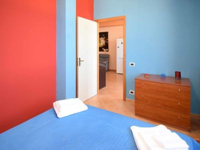 Photo for Apartment Blue Sky in Trappeto - 4 persons, 2 bedrooms