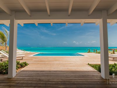 Photo for The Salt House - The Perfect Beach Setting with Infinity Pool and Island Vibes