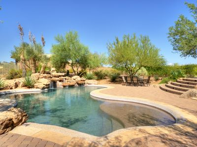 Photo for Luxurious Private Getaway in Scottsdale's Carefree Hills!