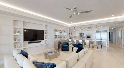 Large Oceanfront Residence Located at The Ritz-Carlton, Grand Cayman