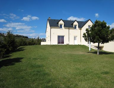 Photo for Large house any comfort in the heart of the Lozère Margeride