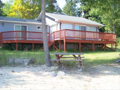 Photo for Cottage with Private Beach!