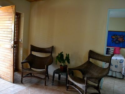 Photo for Cozy House in the beautiful town of Rio San Juan.