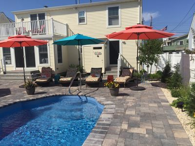 Photo for Enjoy All That Surf City Offers- Beaches, Bay, New Inground Heated Pool
