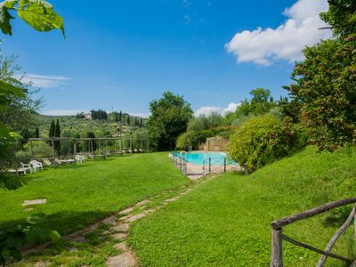 Photo for 1BR Apartment Vacation Rental in Grassina, Toscana