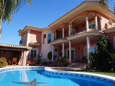 Photo for Villa Elísabeth, luxury with private heated pool