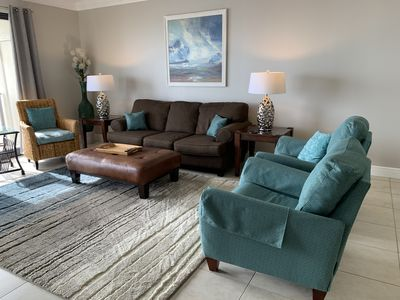Living Area/sleeper sofa