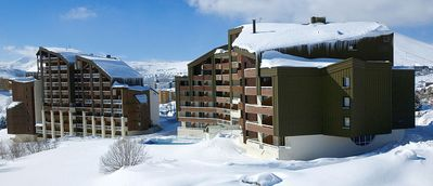 Photo for On the slopes, spacious F1 renovated -100m shops and children's village!