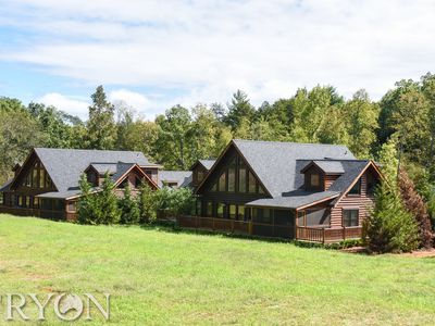 Photo for Tryon Resort 5BR/4BA Creekside Cabin