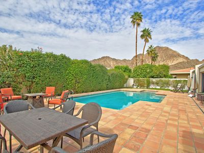 Photo for 247LQ 3 BEDROOM AT LA QUINTA COUNTRY CLUB ESTATES (private pool)