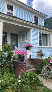 Photo for Downtown, walk to shops, eats, shuttle bus, YMCA, library, Historic Shore Path