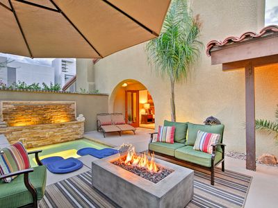 Photo for Private Palm Springs Condo w/Upscale Amenities!