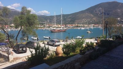Photo for Lefkada Nydri Geni. For 2pers. Nice studio in a quiet residence