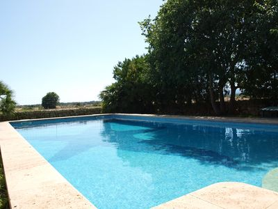 Photo for Finca with large pool away from mass tourism