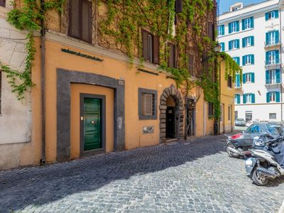 Photo for CHARMING STUDIO in a GREAT LOCATION in the Historical centre of Rome